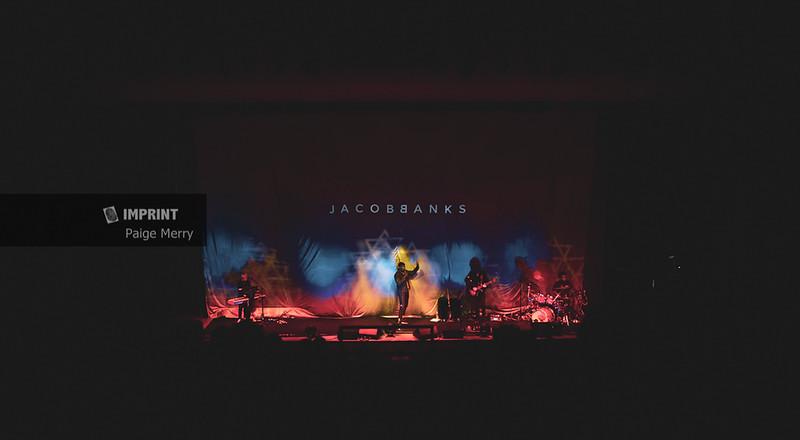 Jacob Banks at Ryman Auditorium - Nashville, TN | 10.15.2019