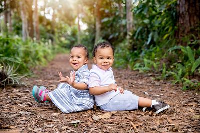 Burke Twins Turn One!