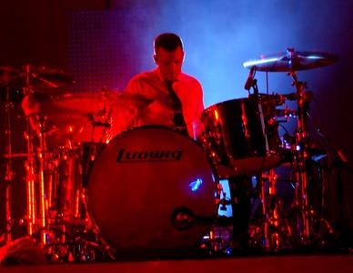 Interpol @ The Hard Rock Live - Orlando, FL 9/18/07