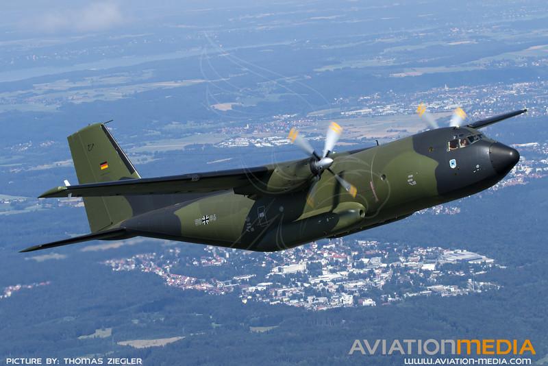 50+86 C160 Transall German Air Force