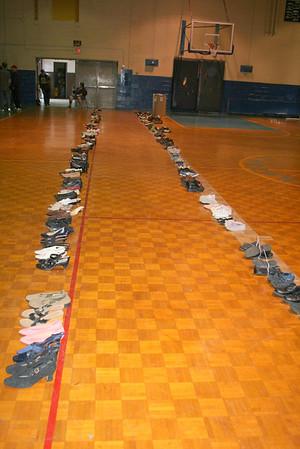 2011, Lutheran Shoe Distribution