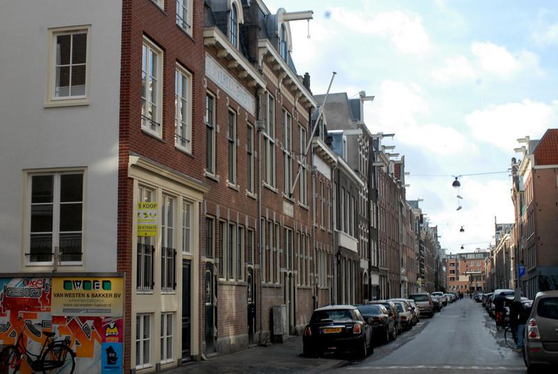 Williamstraat Amsterdam Vineyard
