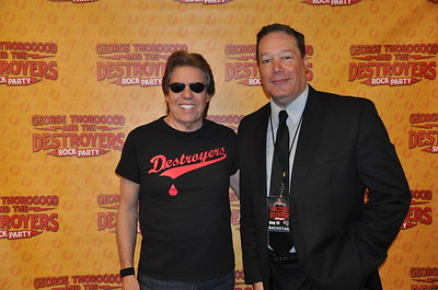 George Thorogood 2017