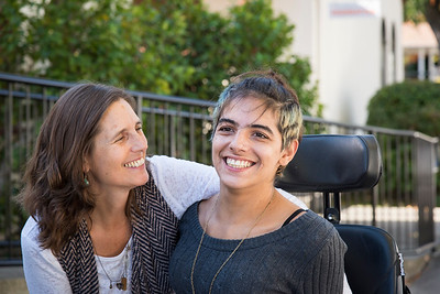 Julie and Raven Price