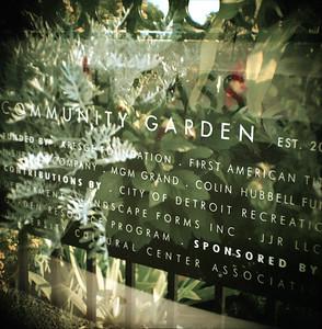 Cass Community Garden