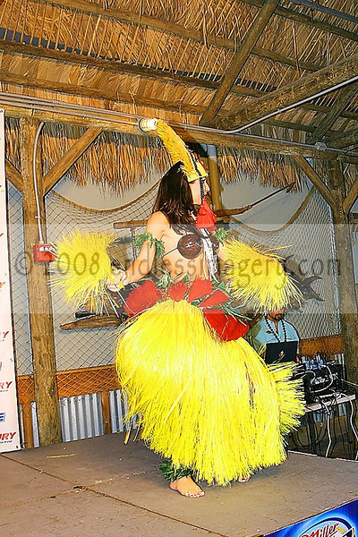 2008 Grove Slam! Hula Show