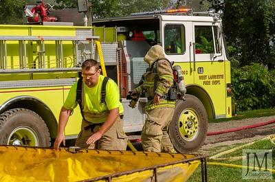 08-05-20 West Lafayette FD - House Fire