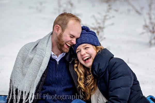 Andrea & Brendan | Engagement