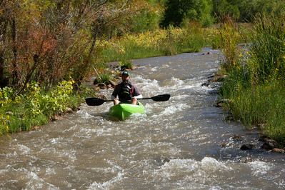 10-1-19 Verde River Kayaking with the Verde River Institute