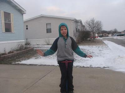 Adam & his Pogo Stick