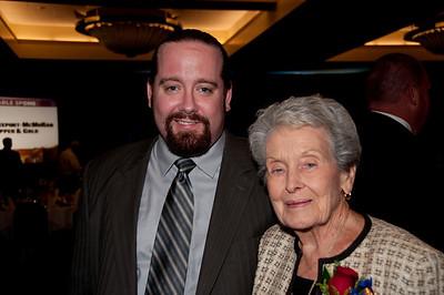 Betty Rhodes' Unsung Hero Award, 29 September 2009