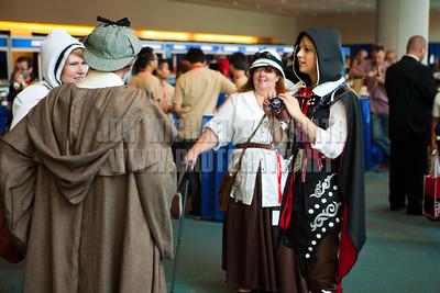 San Diego ComicCon 2011