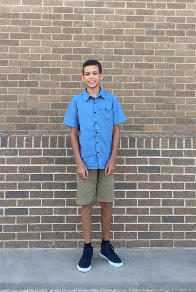 Ryan | 8th | Leander Middle School