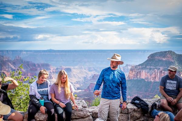 Creation trip Grand Canyon