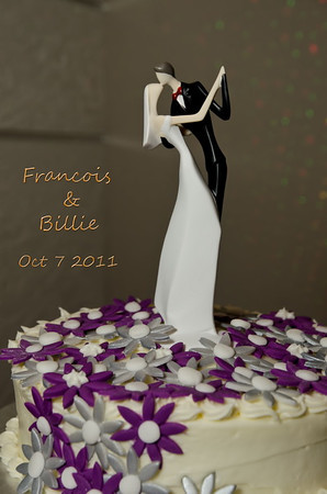 Billie and Francois_Oct7 2011
