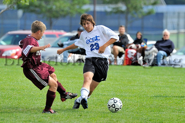 Lincoln-Way East Freshmen Soccer (2009)
