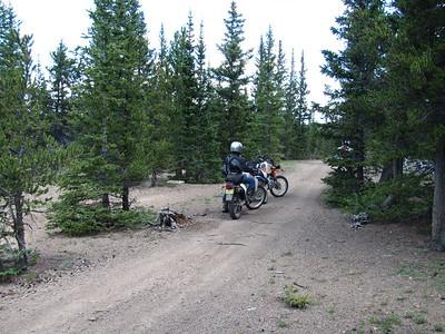 CO- Clover Creek Pass (UNP)
