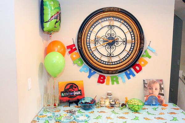 Austin's 2nd Birthday Aug 26, 2018