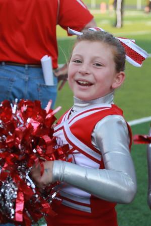 Sheridan Biddy League Varsity Cheer