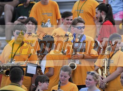 2015 Horizon Marching Band