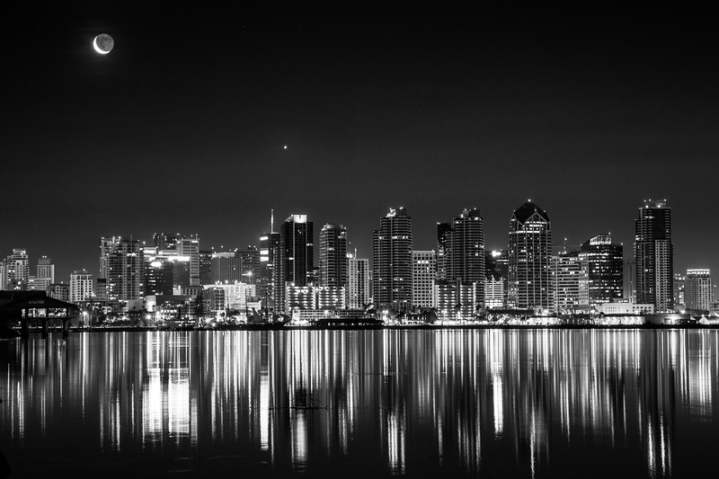 San Diego Reflections