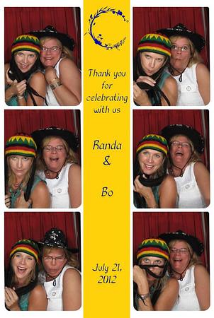 Bo and Randa's Wedding