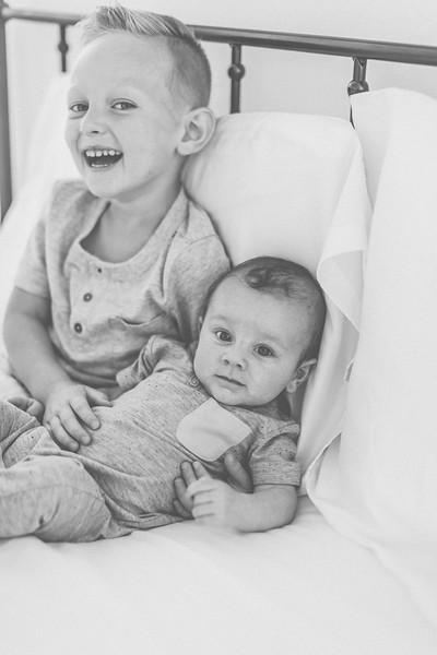 Reuben & Theo (June 2018)
