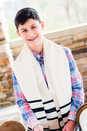Joey Lurie Bar Mitzvah