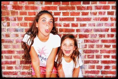 Annie and Sadie Photoshoot