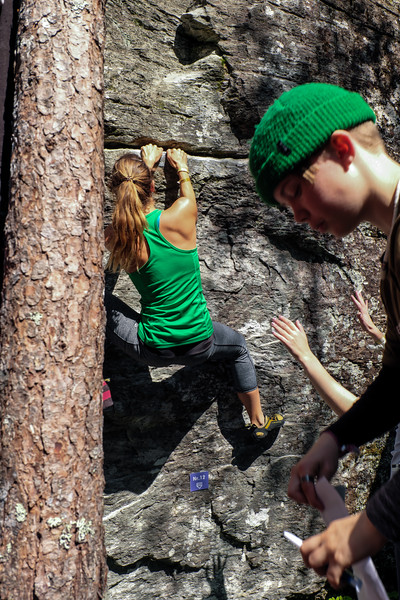 Digital Bouldering Qualification
