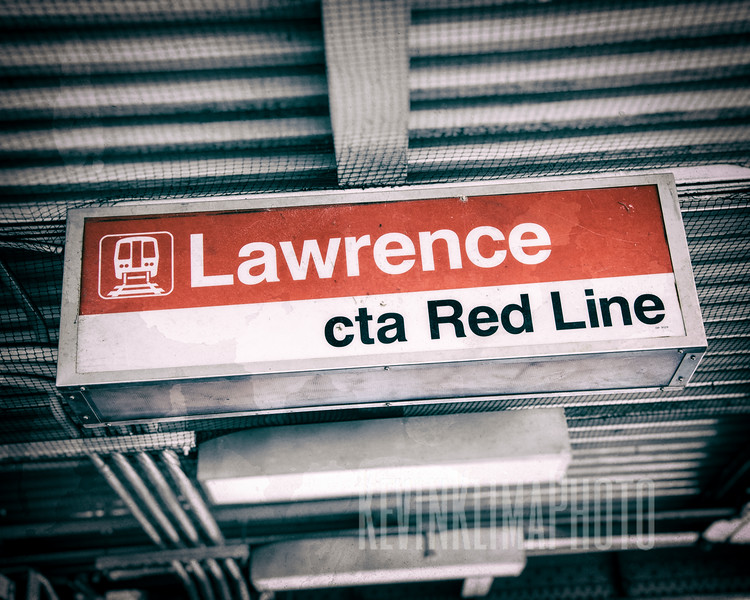 Lawrence - CTA Red Line