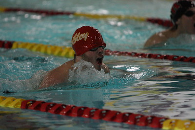 Sibley vs Richfield, Boys Swimming and Diving