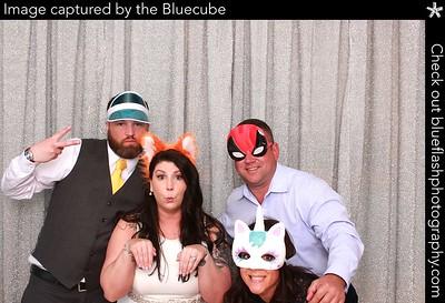 Vanessa and Jeff (Bluecube)