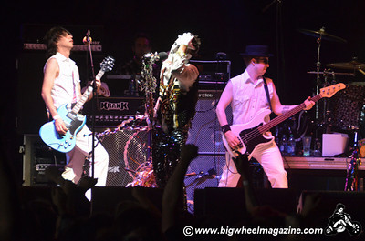 The Adicts - Punk Rock Bowling 2012 Music Festival - Las Vegas, NV - May 26, 2012