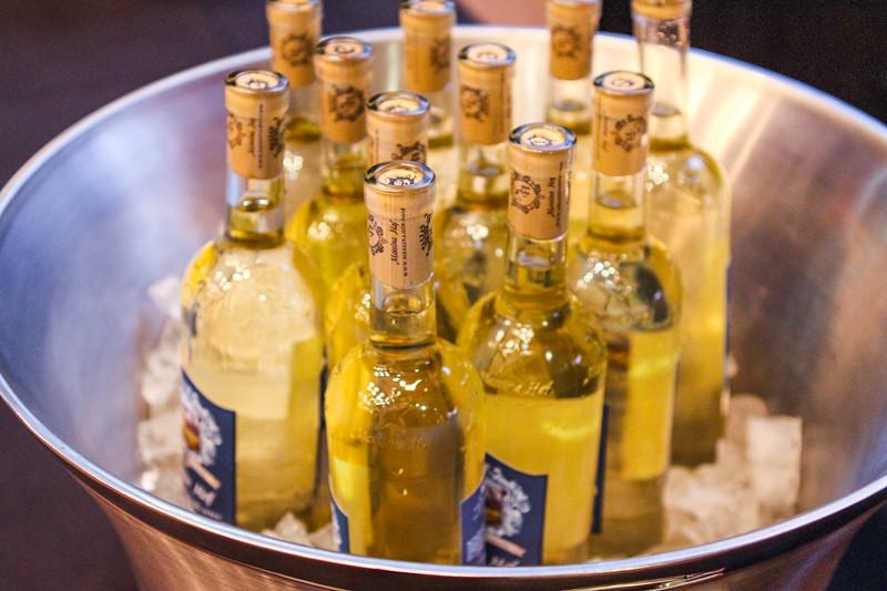2018 Graduate Student Wine Tasting