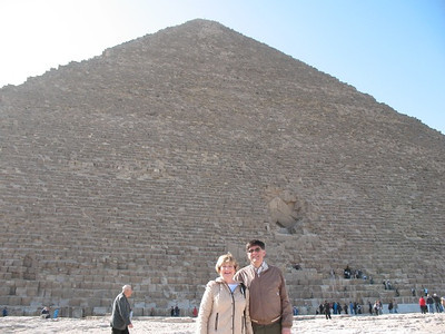 Antiquities of Egpyt and Jordan January 29-February 8, 2009