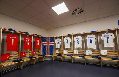 Þýskaland - Ísland