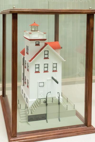 Lorain Lighthouse - 1836