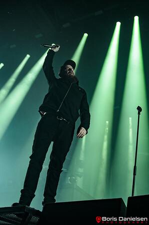 In Flames - 18/11/17 @ Oslo Spektrum, Oslo.