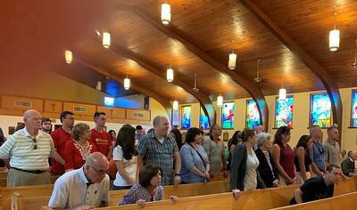 2019 College Mass