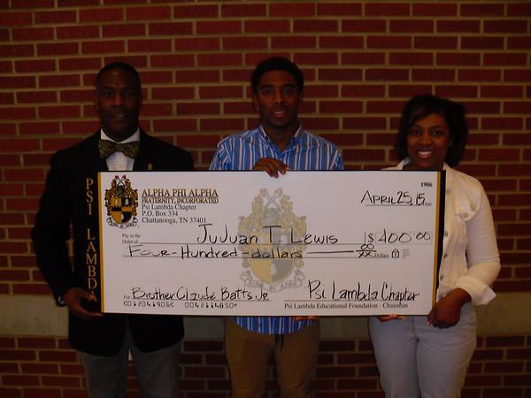 2015 Scholarship Awardees and Winners