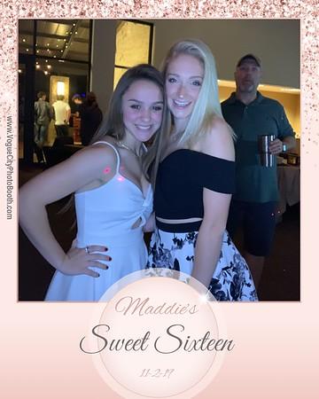 Maddie's Sweet 16