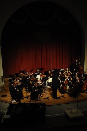 Music Chamber & Concert Band