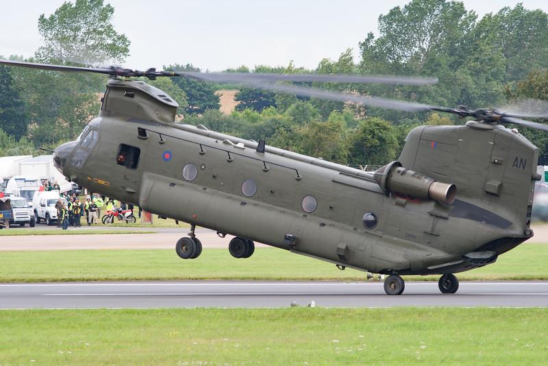 Boeing, Chinook, Chinook HC2, RAF, RIAT 2007, Royal Air Force, ZA705