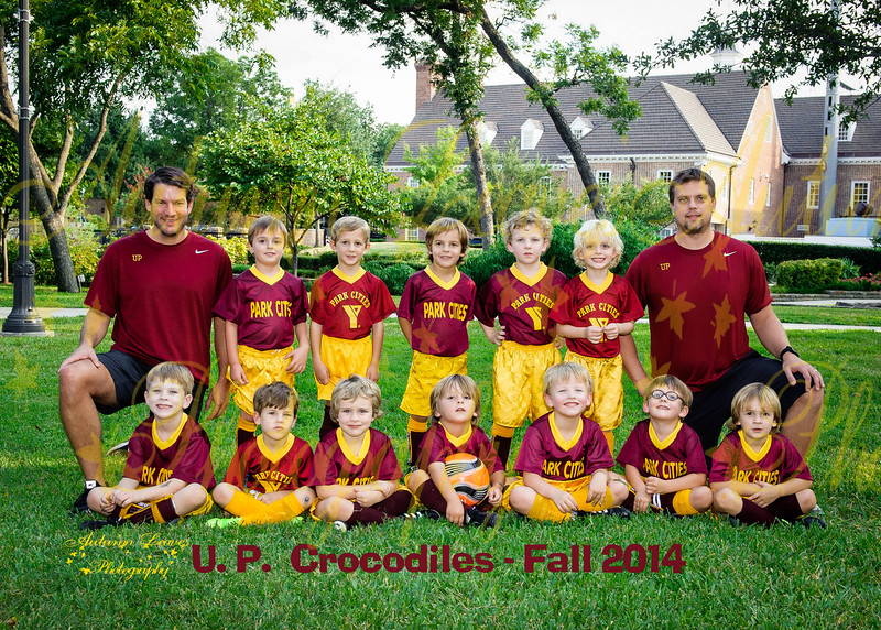 UP Crocodiles  PreKB - Fall 2014