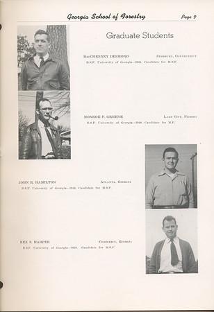 1949 Cypress Knee