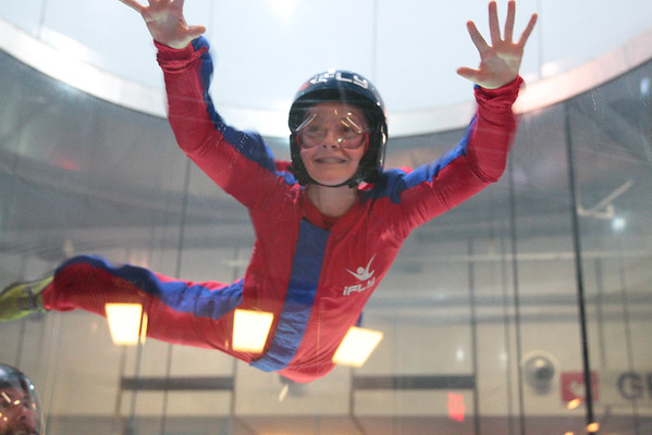 iFly Indoor Sky Diving - 2015-02-17