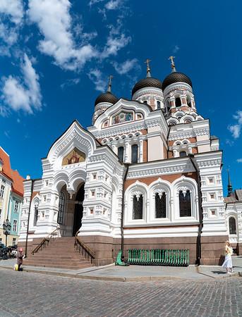 Visite vieille ville - Tallinn