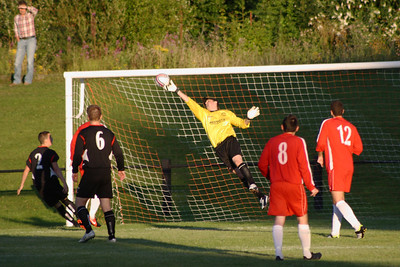 Johnstone Burgh 1 Greenock Juniors 1, Central Sectional League Cup, 7th August 2013