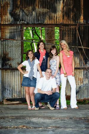 Sarah Baker Family